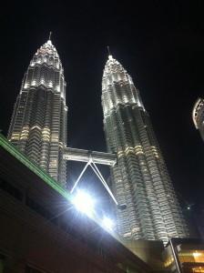 Kuala Lumpur et spennende reisemål.