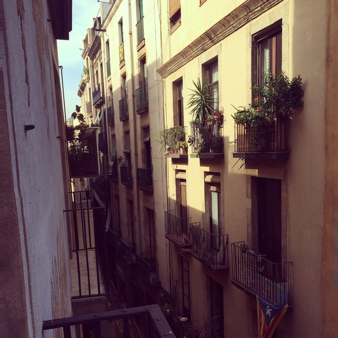 El Born-Barcelona.