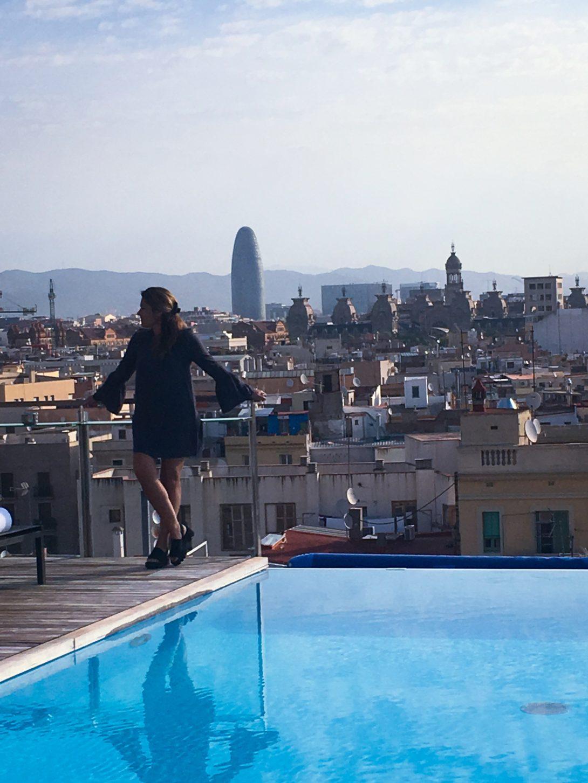Luksus i Barcelona