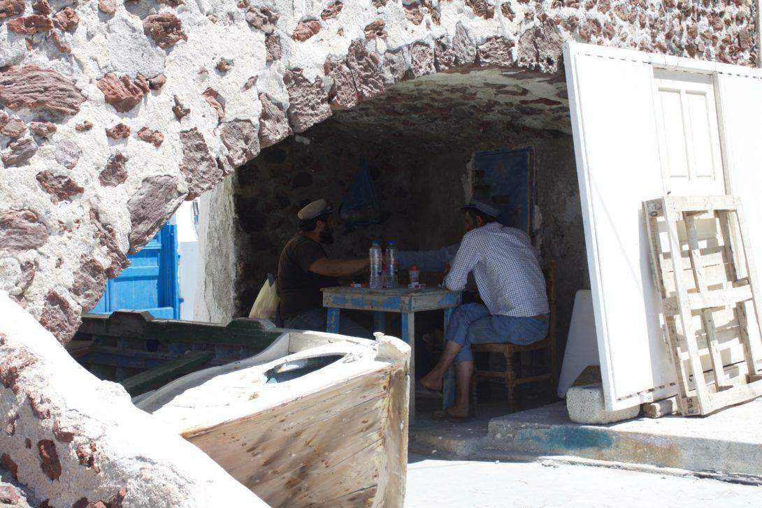 Spennende restaurant tips,  Oia Santorini.