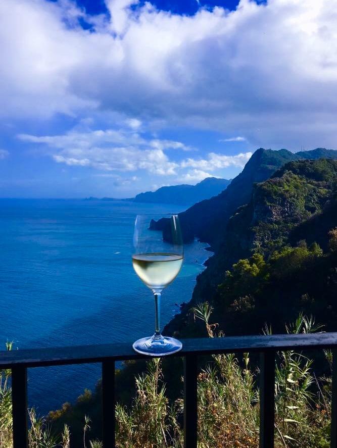 Madeira stedet du finner roen.