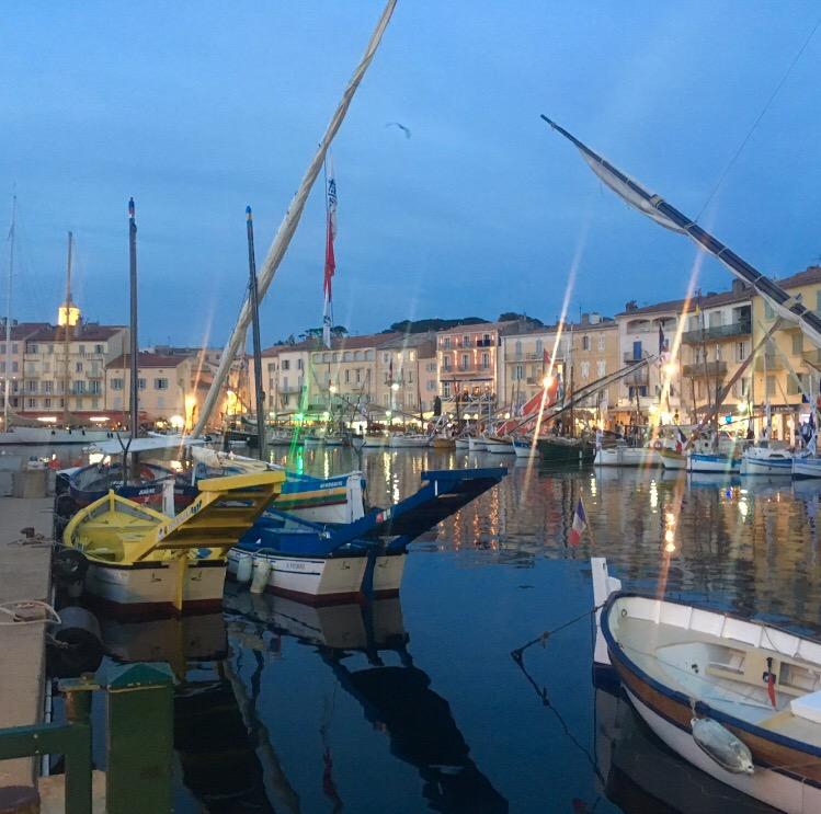 Saint Tropez!