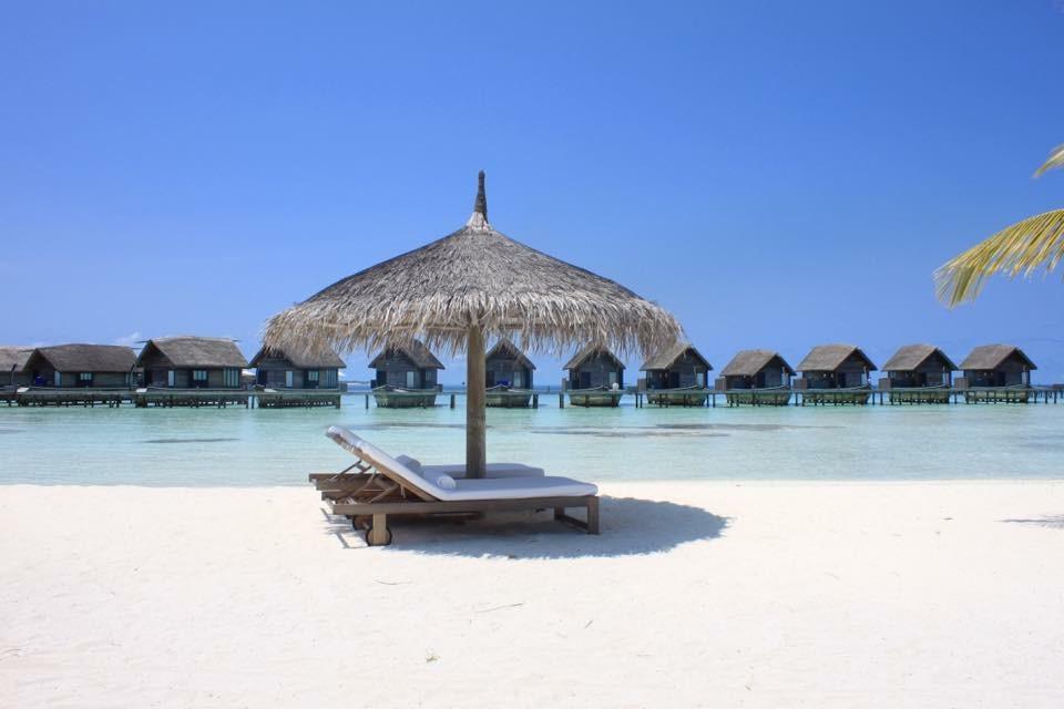 COMO Cocoa Island en rå hotell opplevelse på Maldivene!