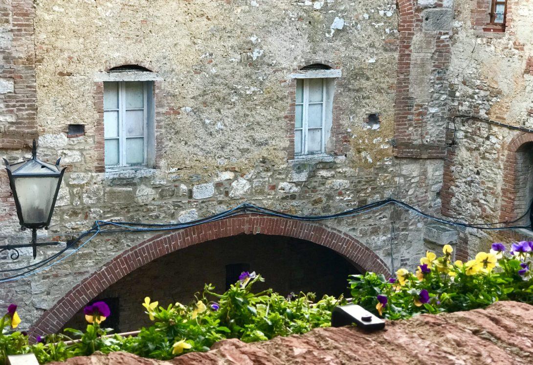 Antico Granaione B&B et Italiensk eventyr tilbake i tid!