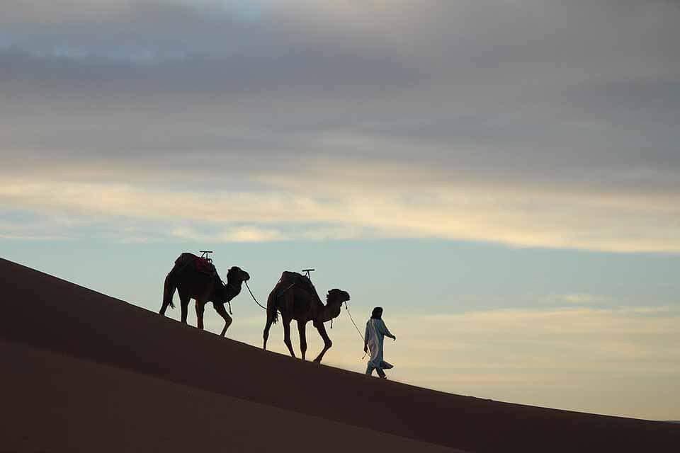 Eventyr i Marokko venter!