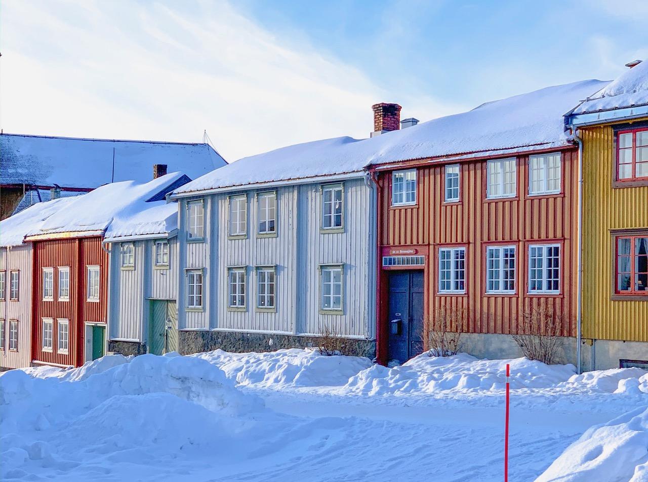 Røros et norsk eventyr!