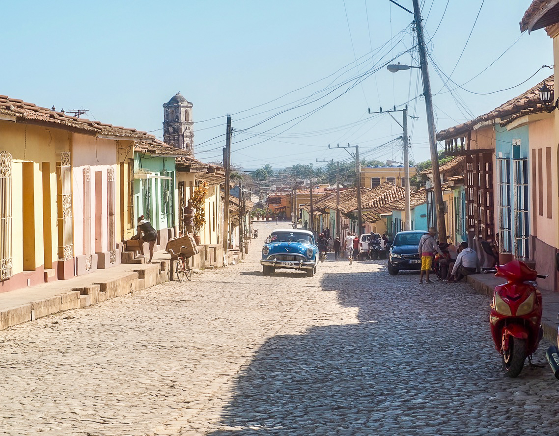 Det ekte Cuba!