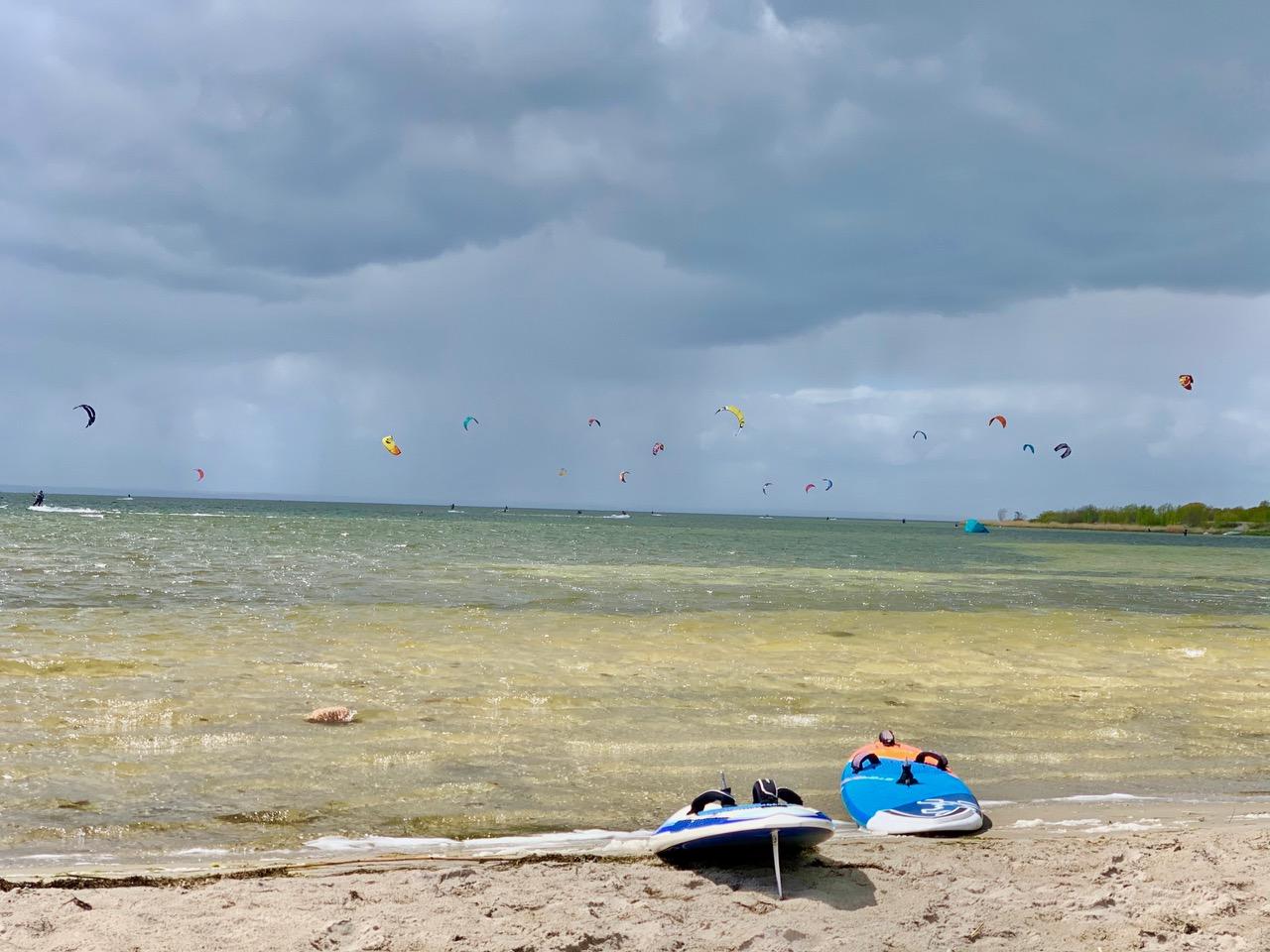 Hel et kite paradis i Polen!